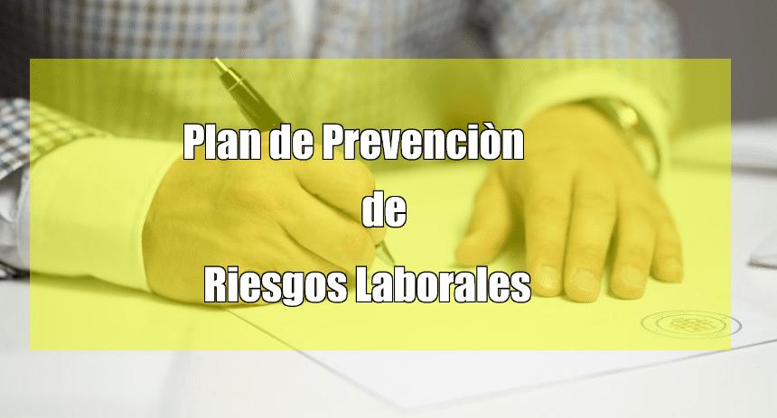 Plan de PRL