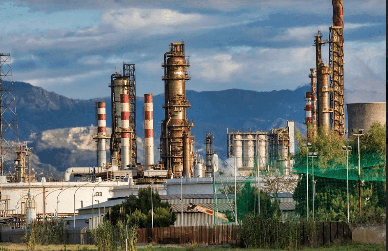 riesgos laborales industria petrolera