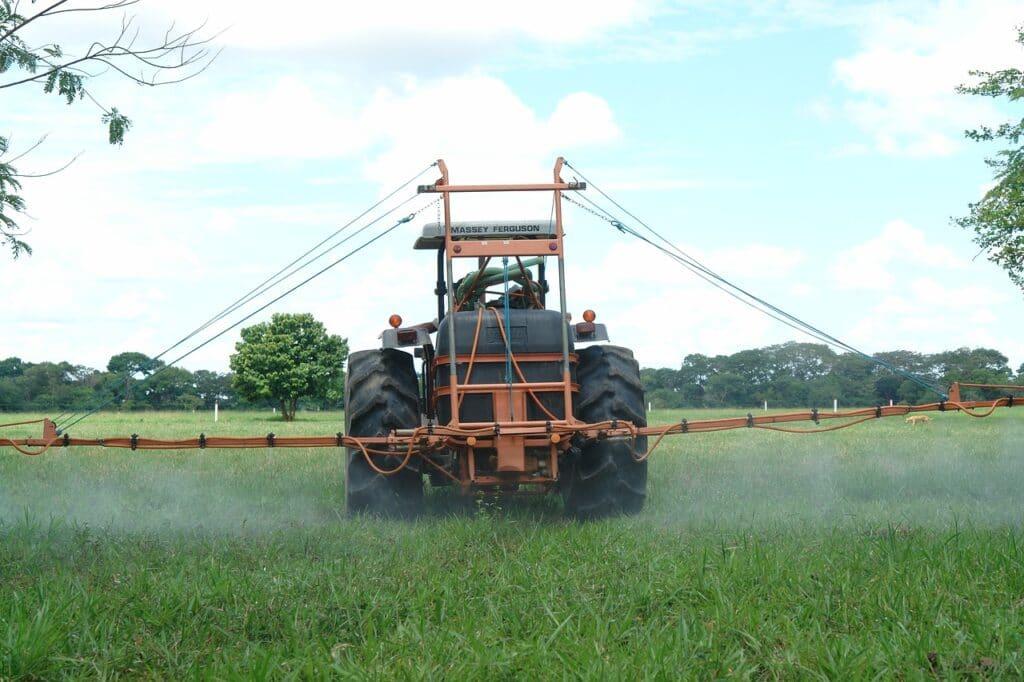 fumigaciones en plantaciones